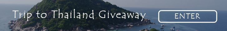 Enter for Chance to Wind a Trip to Thailand