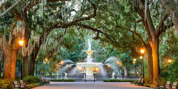 Hotel & Accommodation Deals in Savannah Georgia