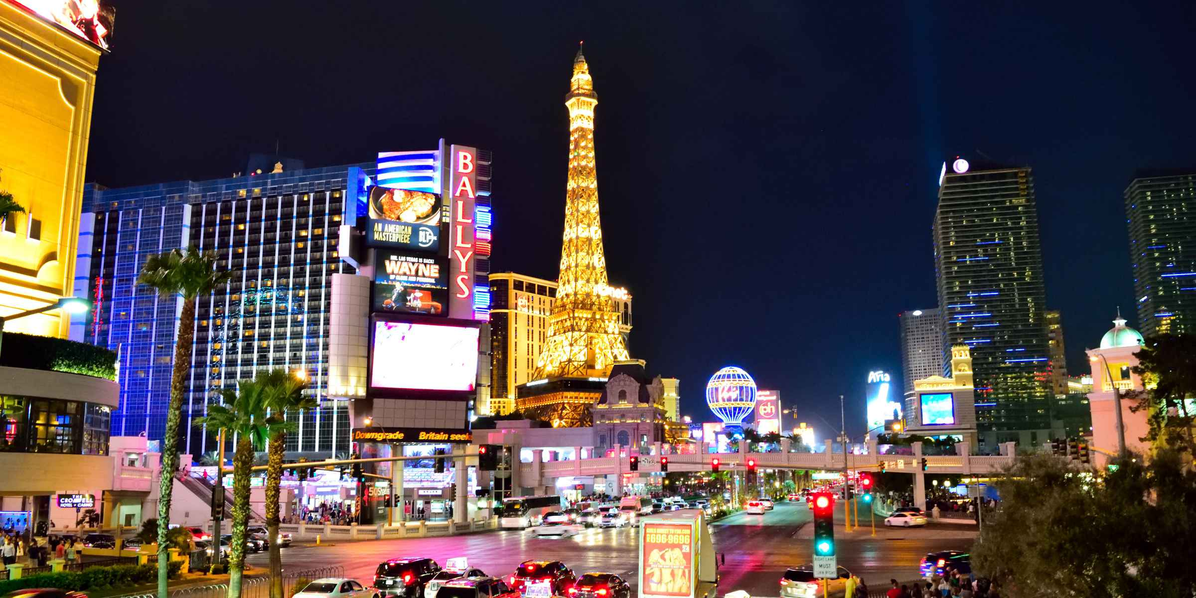 Las Vegas Vacation Packages  Vegas Trips