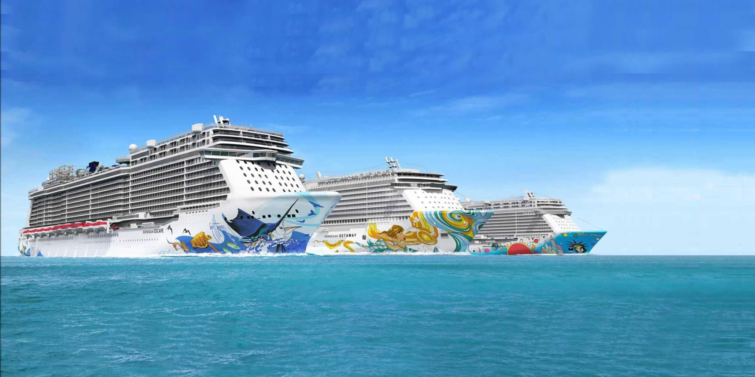 7-night Norwegian Cruise Line cruises in the Caribbean  $399