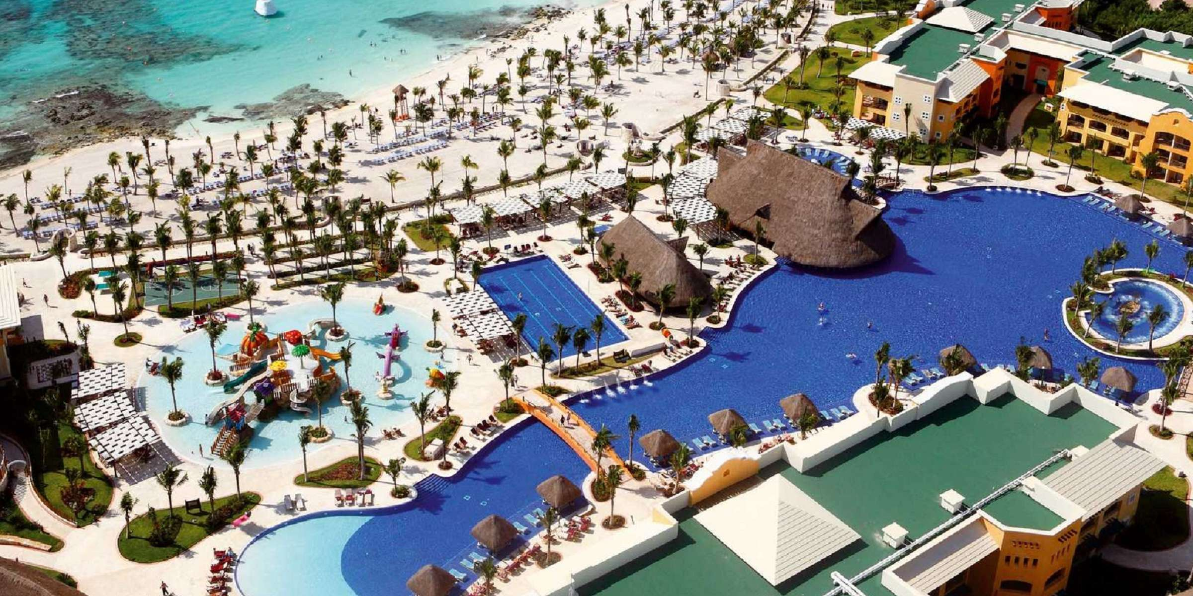 All Inclusive Riviera Maya Resort Barcelo Maya Tropical