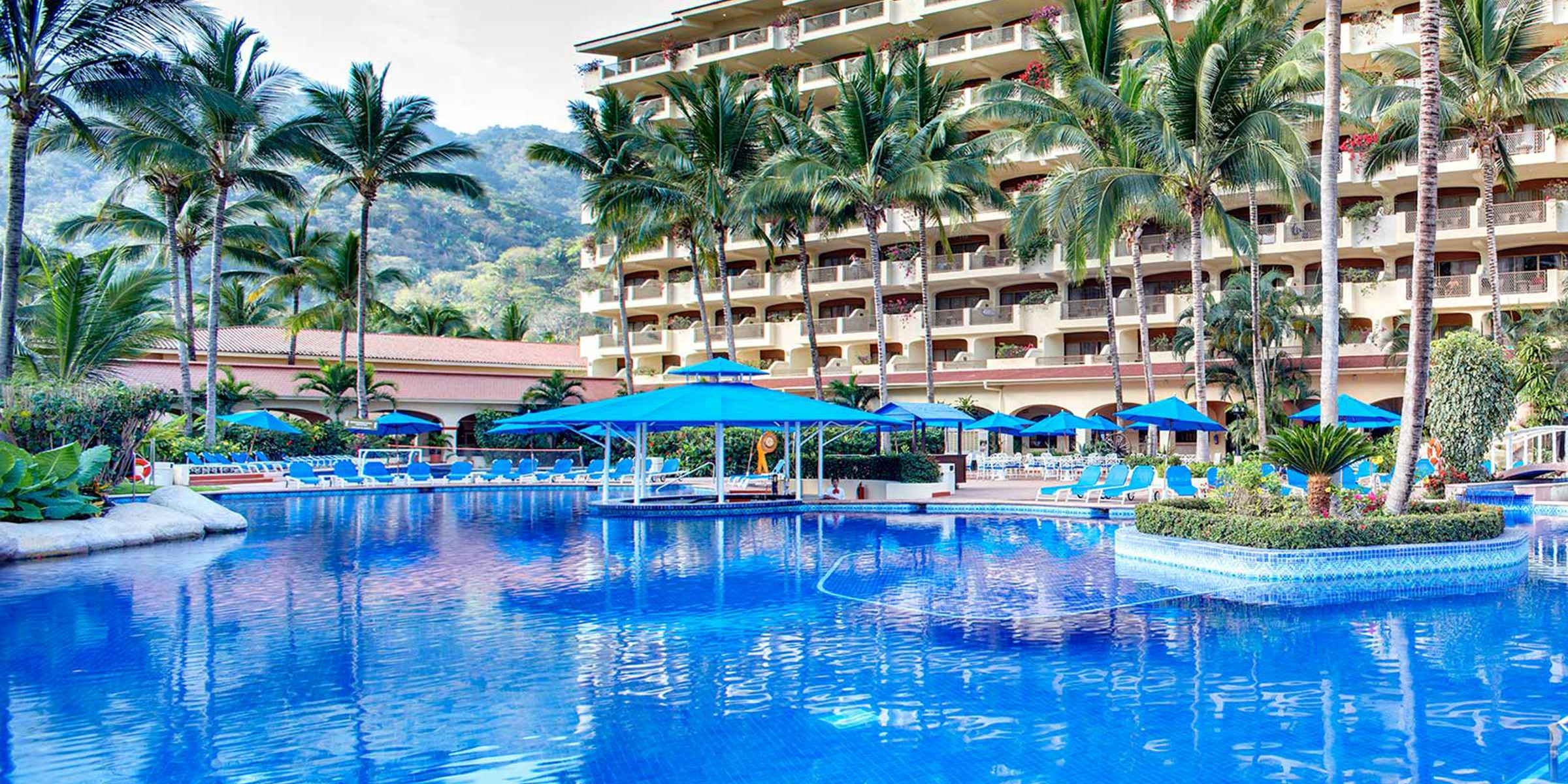 All Inclusive Resort Barcelo Puerto Vallarta