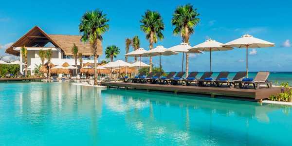 All Inclusive Ocean Riviera Paradise Cancun Resort