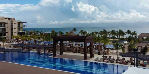 All Inclusive Royalton Riviera Cancun Resort Amp Spa