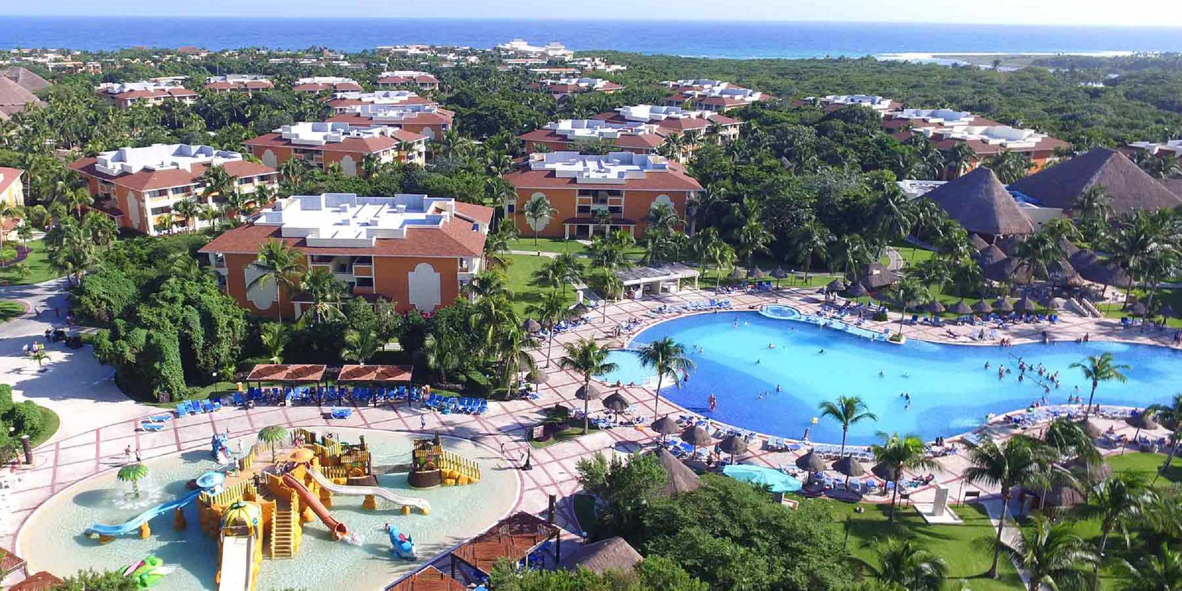All Inclusive Riviera Maya Resort Grand Bahia Principe Coba