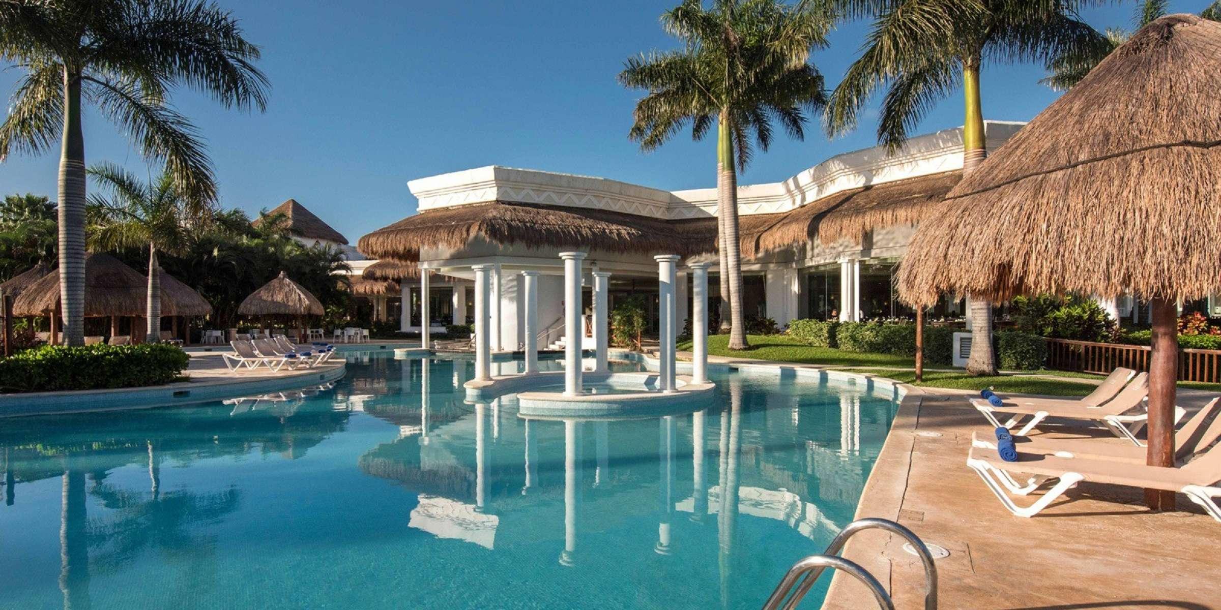 All Inclusive Playa Del Carmen Resort Grand Sunset Princess