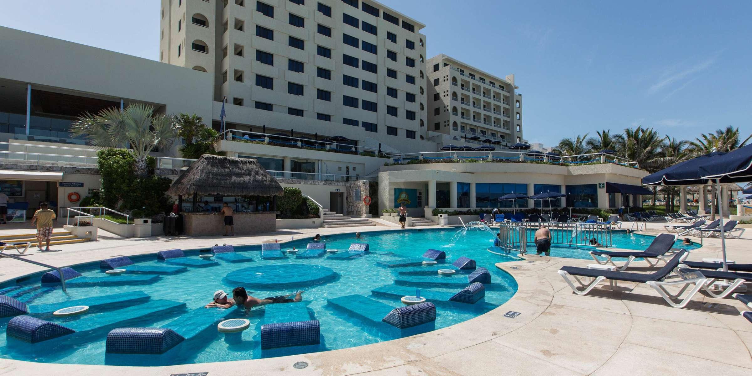 Occidental Tucancun Beach Resort All Inclusive Cancun