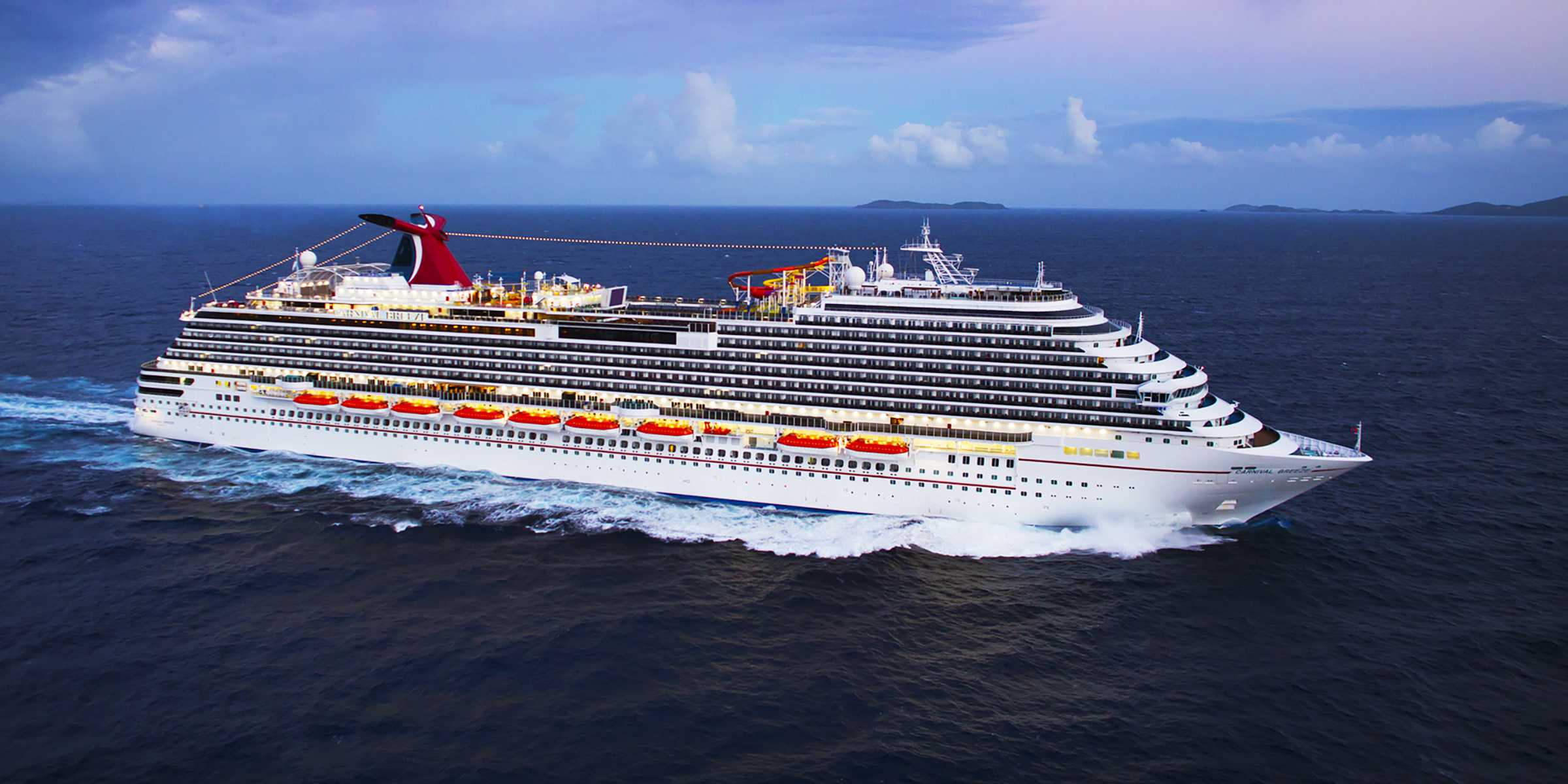 Carnival Cruises | Cruise Deals on Carnival Breeze