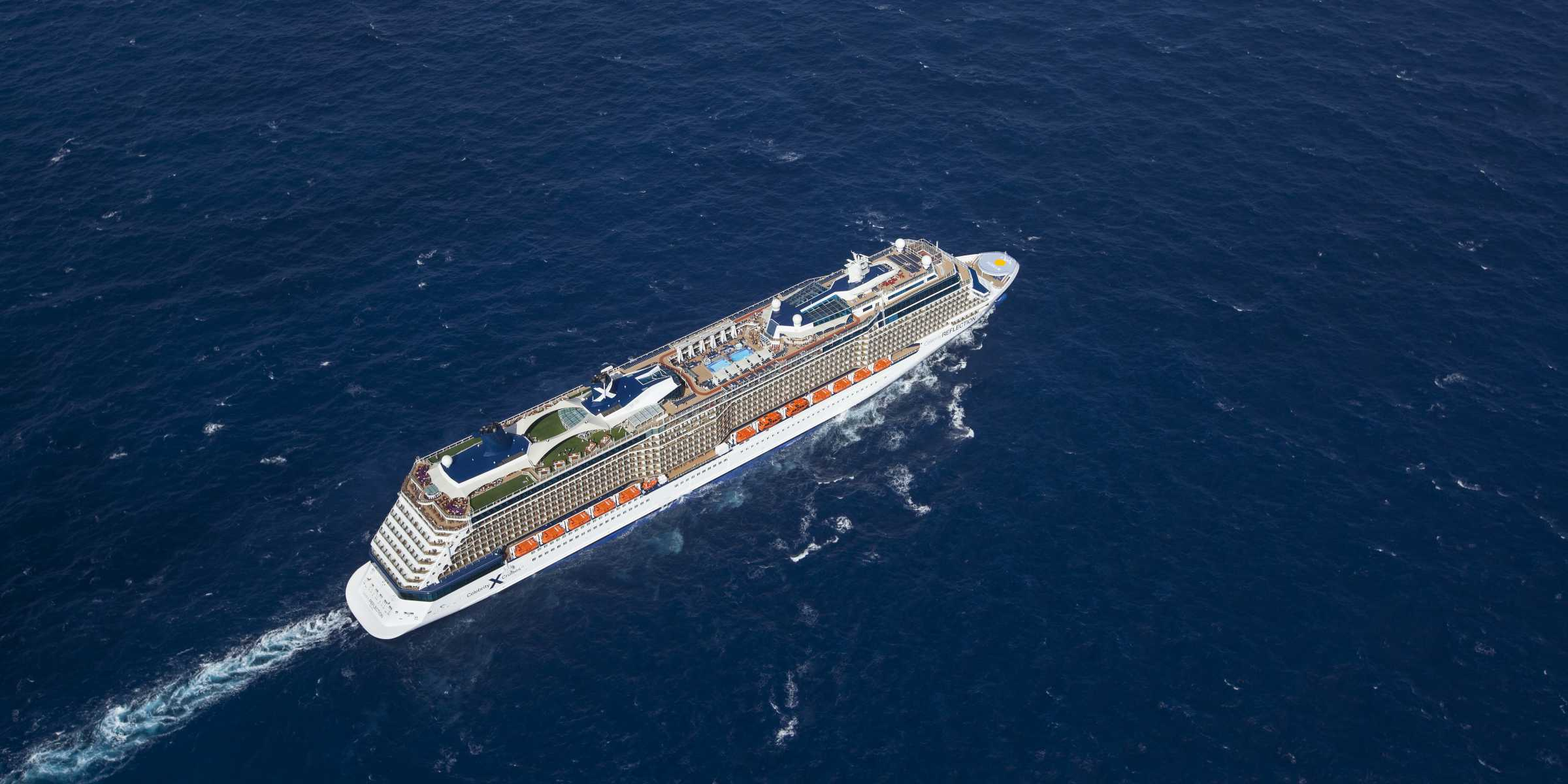 celebrity reflection deals