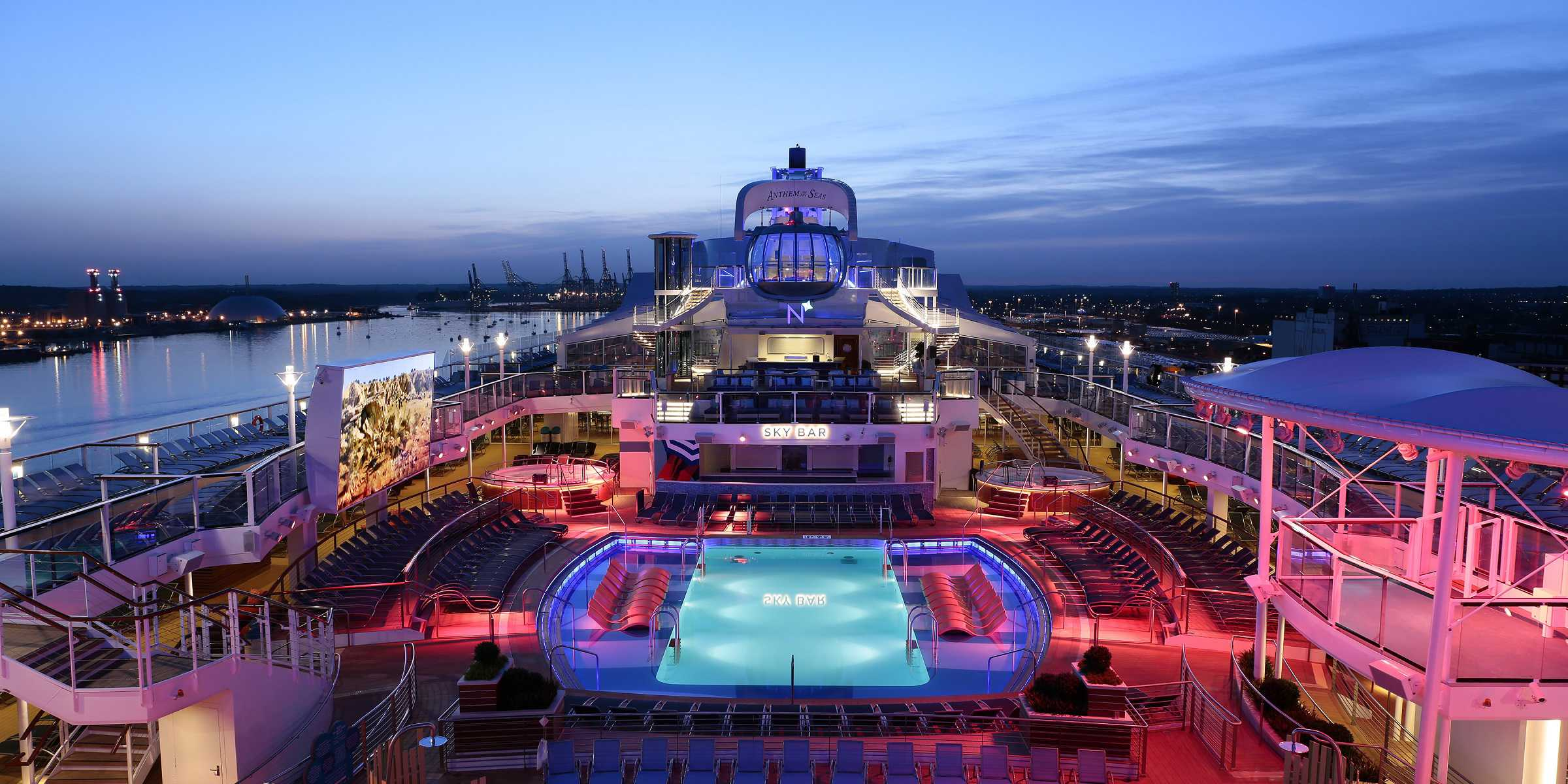 Royal Caribbean Cruises | Cruise Deals on Anthem of the Seas