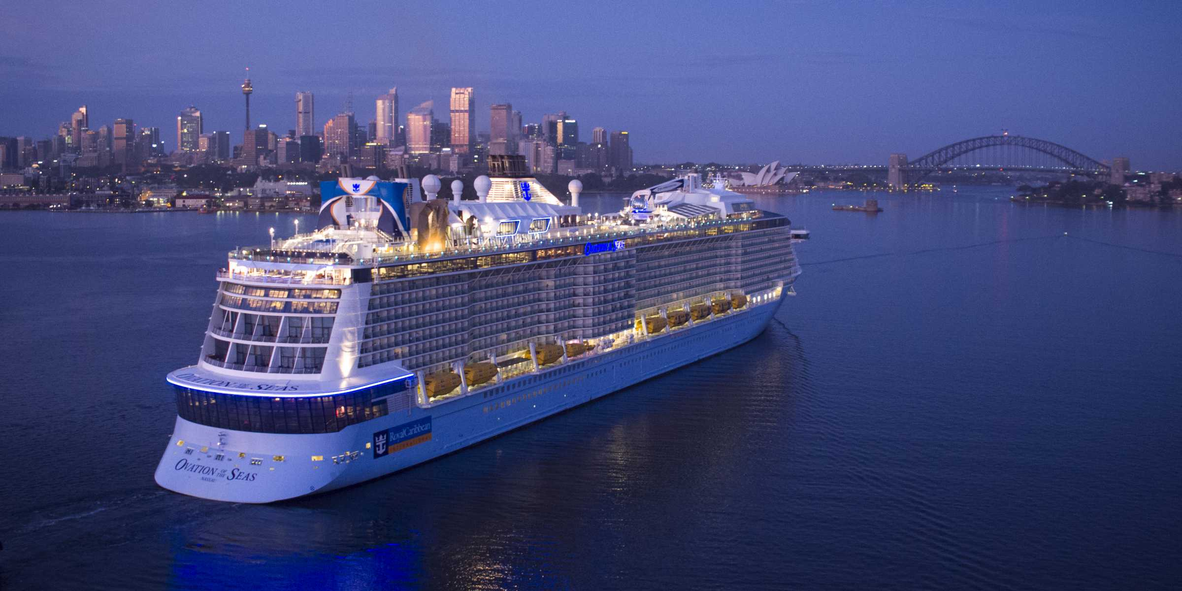 Royal Caribbean Cruises Cruise Deals On Ovation Of The Seas