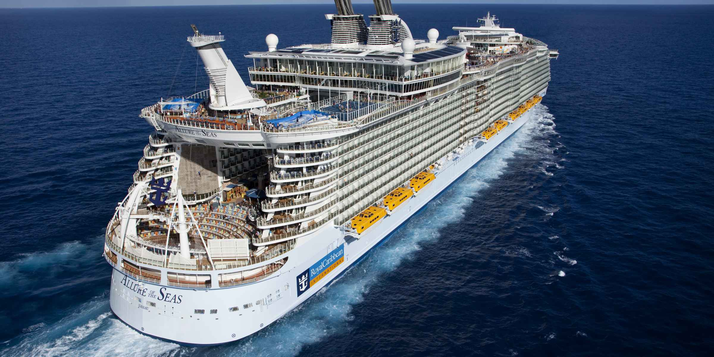 Royal Caribbean Cruises | Cruise Deals on Allure of the Seas