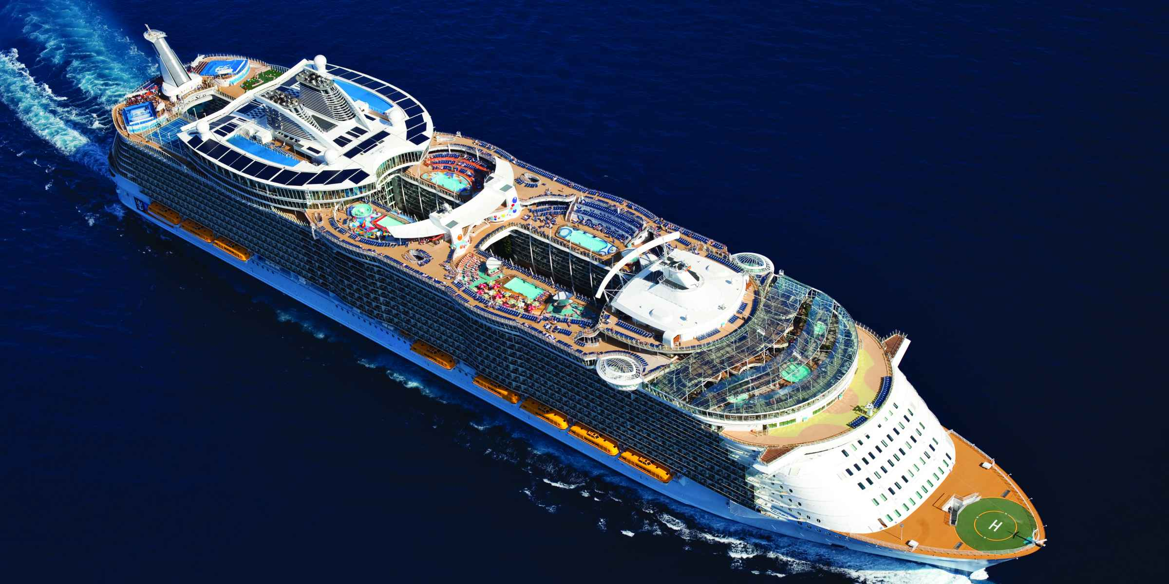 Royal Caribbean Cruises | Cruise Deals on Oasis of the Seas