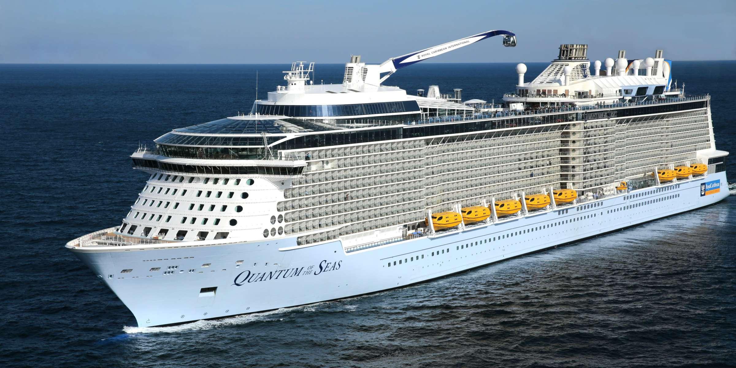 Royal Caribbean Cruises | Cruise Deals on Quantum of the Seas