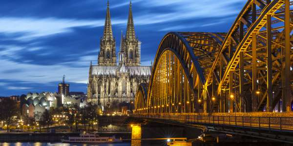 14-Day Rhine & Danube River Cruise