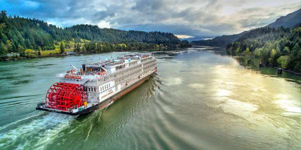 American Queen's Newest Adventure: The Great Lakes