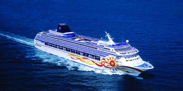 Cruises from the West