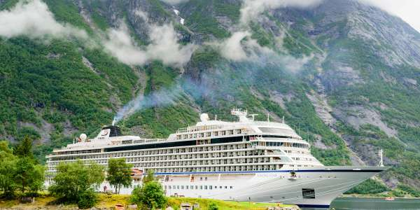 7-Day Alaska - Inside Passage Cruise on HAL Noordam