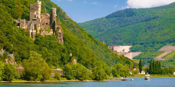 7-Day Enchanting Rhine River Cruise