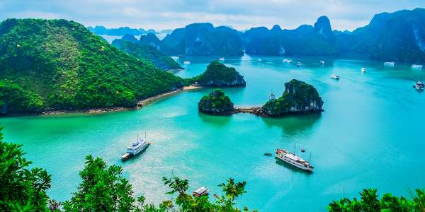7-Day Southeast Asia Cruise on Norwegian Jade