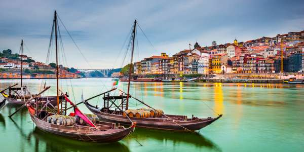 8-Day River Cruise of Portugal & Spain