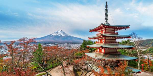 9-Day Luxury Cruise of Japan | Save 25%