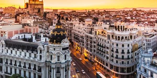 Under the Radar Neighborhoods in Madrid