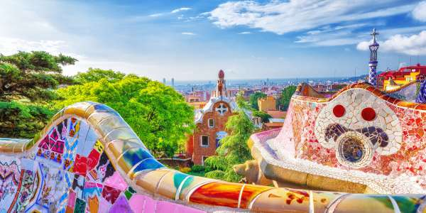 Air & 10-Nt Barcelona Luxury Cruise