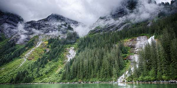 Air & 7-Nt Luxury Cruise to Alaska