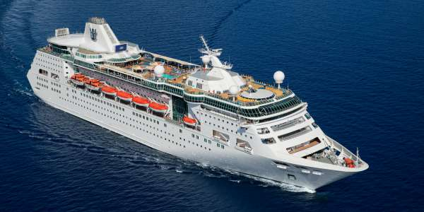 Empress of the Seas | 7-Day Cruise of Central America