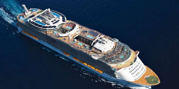 Welcome Home, World's Largest Cruise Ship